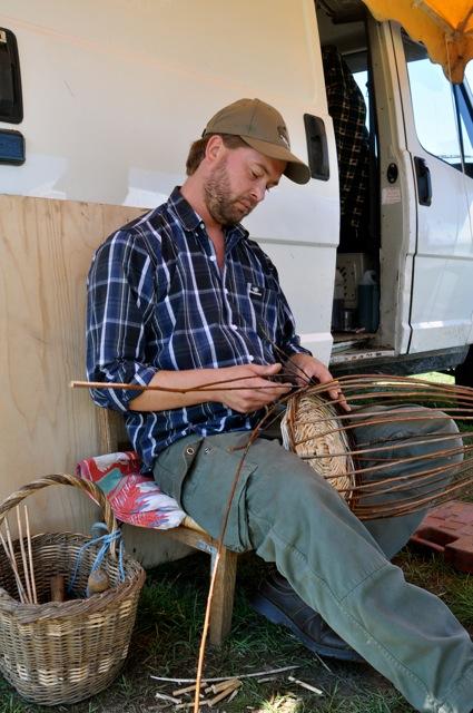 basket-weaver