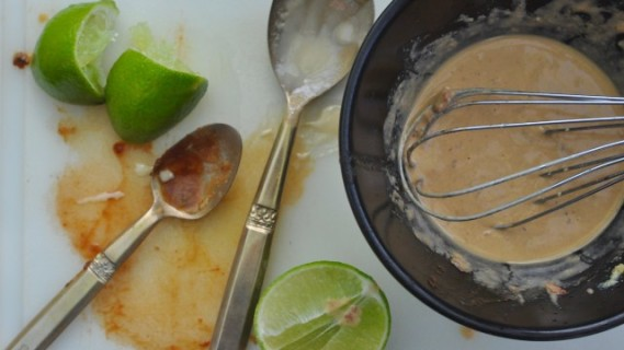 Chipotle Miso Sauce