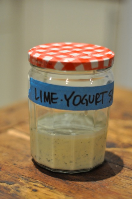 lime-yogurt-sauce