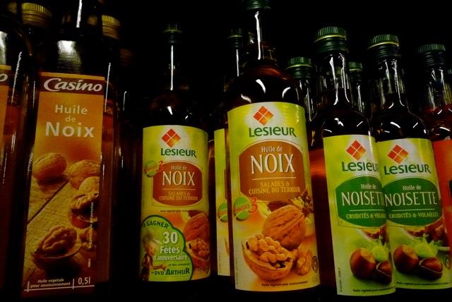 nut-oils