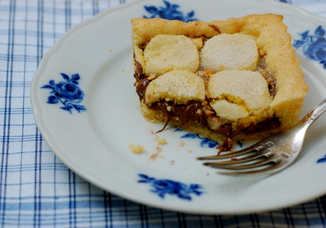 nutella-tart-slice