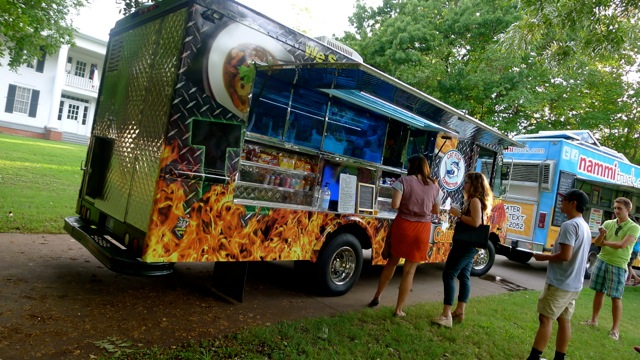 Dallas Food Trucks Open