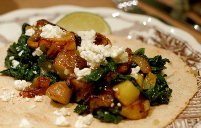 spinach-potato-tacos