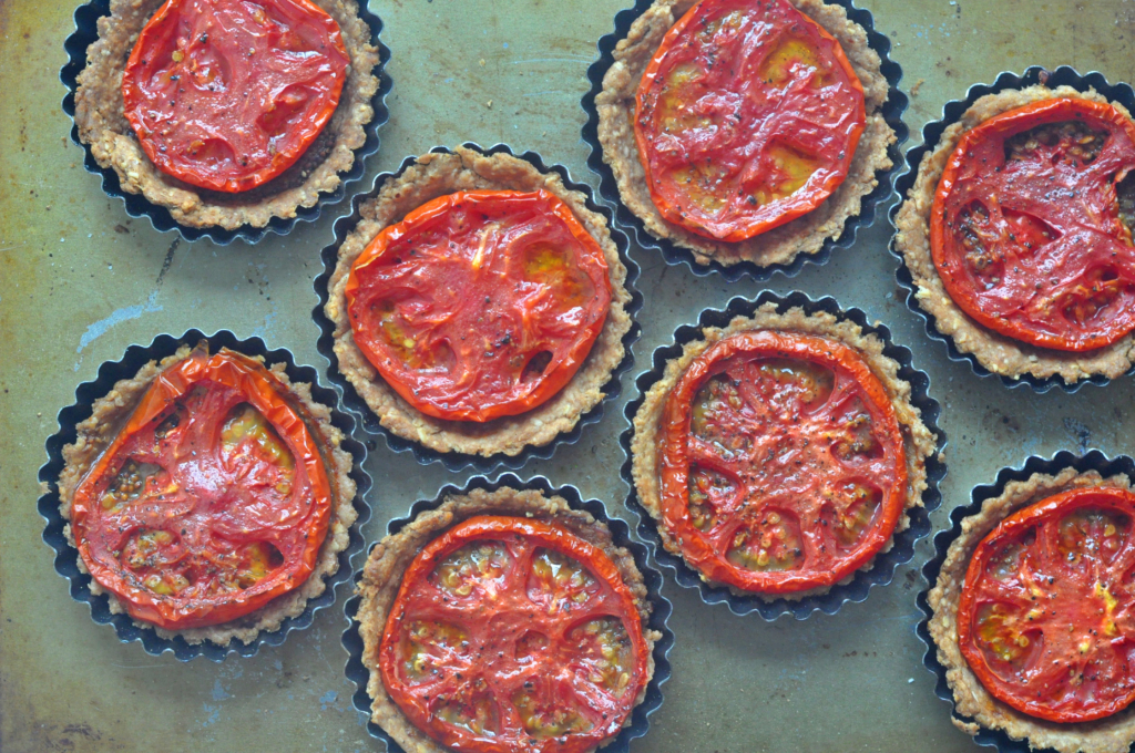 French Tomato Tarts | Cowgirl Chef